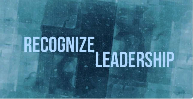 Recognize Leadership